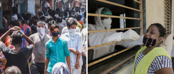 India Now Has 4.56M COVID-19 Cases & This Doctor Is Still Urging Everyone To Wear Masks