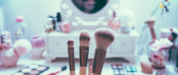 It's Time To Marie Kondo Your Makeup Vanity & Give It An Instagram-Worthy Makeover