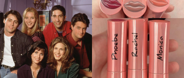 F.R.I.E.N.D.S. X Makeup Revolution: The Makeup Collab Of Your Dreams Is Here!