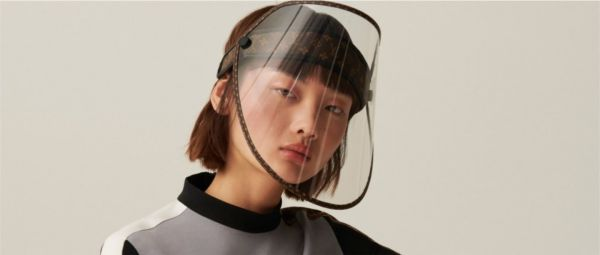 The 'New Normal'? Louis Vuitton's Luxury Face Shield Reported To Be Priced At Rs 70,000