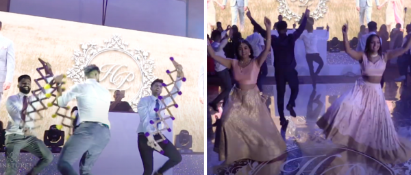 This Epic Bhangra Performance At A Shaadi Will Remind You Of Pre-COVID Sangeet Nights!