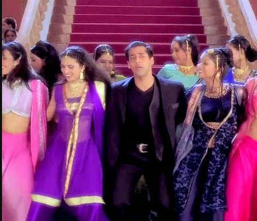 Menswear look in Kuch Kuch Hota Hai