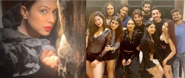 Nia Sharma's Dramatic Outfit From Her Birthday Party Is All You'd Want For The Next Rager!