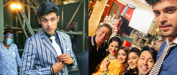 The Cast Of Kasautii Zindagii Kay Shoots The Last Episode With Lots Of Cake And Memories
