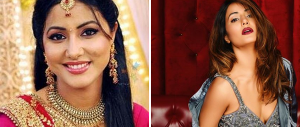 Nia Sharma To Hina Khan, Then & Now Pictures Of These TV Show Bahus Will Make You Say OMG!