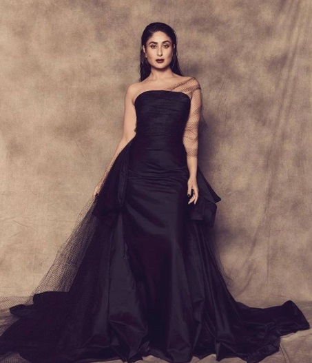Kareena Kapoor Khan in a chic gown