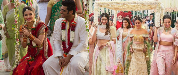 From 2 States To Raazi, 10 Bollywood Wedding Moments That Gave Us Some Major Feels