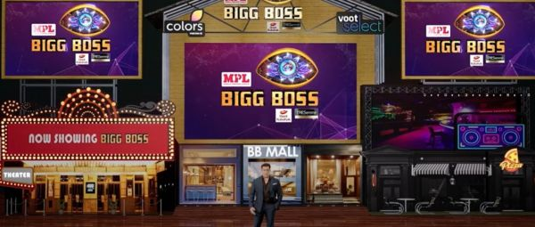 Stop What You're Doing & Take A Tour Inside The Bigg Boss House That Has A Mall & Spa