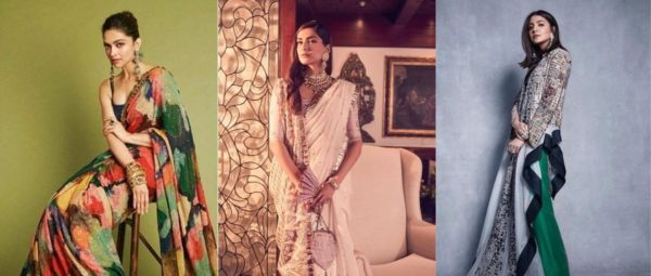 Festive Season Woes No More: Bollywood-Approved Outfits For Intimate Durga Puja Gatherings
