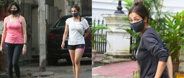 From Grocery Runs To The Couch, Malaika Arora's Gym Looks Are As Versatile As It Gets