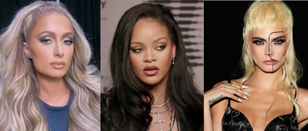6 Makeup Looks From Rihanna's Savage X Fenty Fashion Show That We're Obsessed With