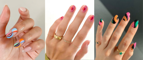 Not So Basic? These '60s Inspired Nail Art Designs Are Perfect For Your Next Manicure!