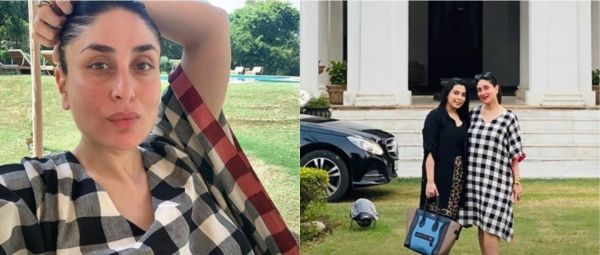 Mom-To-Be Kareena Kapoor Khan's Maternity Style Has A Latest Addition & Boy, It's Chic!