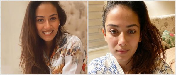 Mira Rajput Lets Us In On The Secret Behind Her Glowing Skin & It's Surprisingly Simple