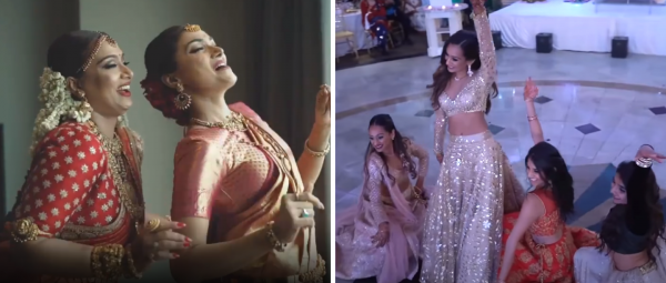 They've Got Moves! 10 Epic Videos Of Brides Dancing With Their Sisters You Just Can't Miss