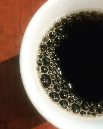 Coffee With Dark Chocolate drink to burn belly fat