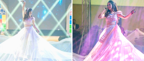 Ati-Fantastic! Bookmark This Bride's Adorable Performance For Your Post-COVID Sangeet