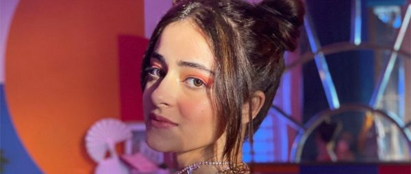 #GetTheLook: Ananya Panday's Pink & Coral Duo Makeup Look Is Candy To Our Eyes!