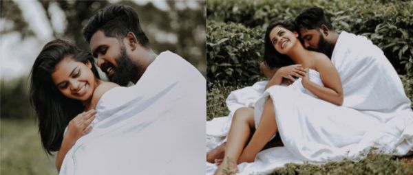 This Newlywed Couple Was Trolled For Their Intimate Photoshoot & We Don't Understand Why!