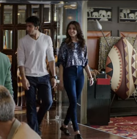 Anushka Sharma-best of fashion from Dil Dhadakne Do