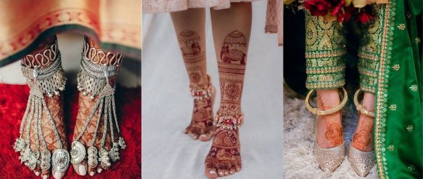 65+ Payal Designs For Brides Who Don't Want To Settle For Anything Less Than Gorgeous!