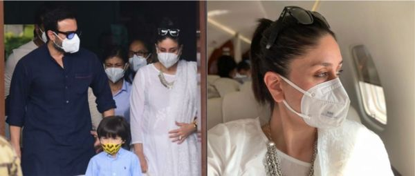 Easy Breezy: Mom-To-Be Kareena Kapoor Khan Adds Elegant Indian Wear To Her Maternity Style