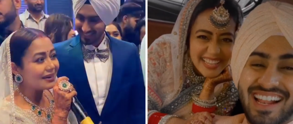 Inside Videos From Neha Kakkar & Rohanpreet's Reception Are Making Us Wish We Were Invited