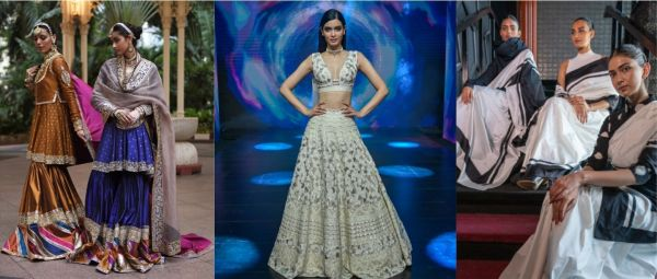 From Traditional To New-Age, Here Are The 25+ Best Looks We Spotted At Lakmé Fashion Week