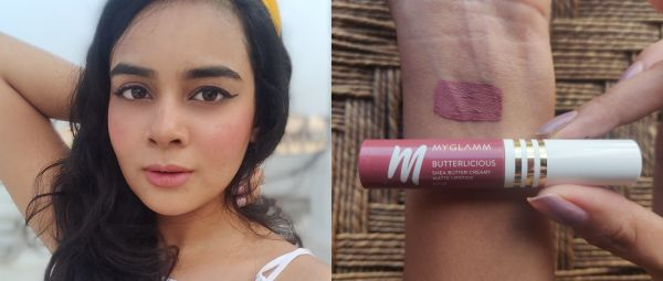 Butterlicious Liquid Matte Lipstick review