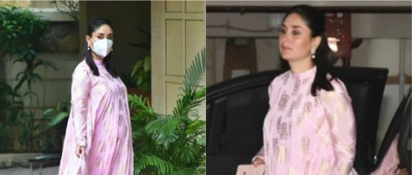 Expecting Mom Kareena Kapoor Khan's Festive Maternity Style Is Ideal For At-Home Soirées