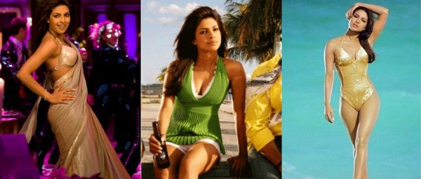 #FlashbackFriday: From Swimsuit To Saree, Priyanka Chopra's Most Iconic Looks In Dostana