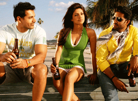 Priyanka Chopra's beach-perfect wardrobe in Dostana