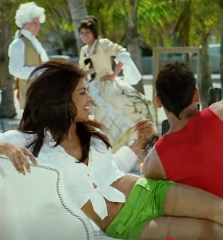 Priyanka Chopra's summer wardrobe in Dostana
