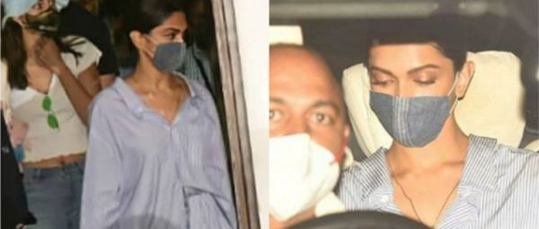 Shirt Game Strong: Deepika Padukone Is Back With A No-Fuss Airport Look We Are Trying RN!