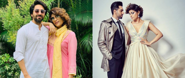 I Did Have Insecurities: Tahira Kashyap On Ayushmann's Intimate Scenes On-Screen