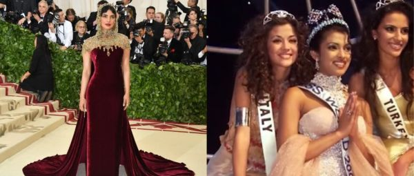 The Tape Came Off! Priyanka Chopra Talks About Her Two Most Uncomfortable Looks To Date