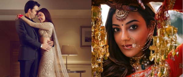 Sisters Before Misters: Unseen Pics From Kajal & Gautam's Shaadi You Don't Want To Miss!