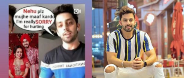 Sudhar Jao! Himansh Kohli Reacts To Viral Video Where He's Apologising To Neha Kakkar