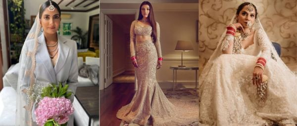 Killed It! 7 Off-Beat Brides Who Won 2020 With Their Devil-May-Care Aesthetics