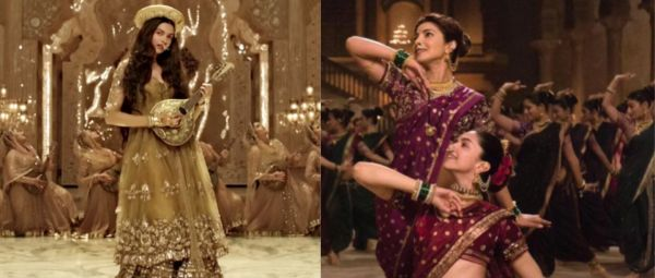 #FlashbackFriday: The Best Of Elaborate Costumes That Made 'Bajirao Mastani' A Magnum Opus