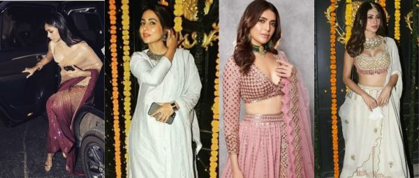 COVID-19, What's That? Pictures From Ekta Kapoor's Diwali Party & Some Very Imp Questions
