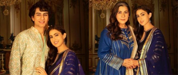 Like A Royal: Sara Ali Khan's Designer Outfit Is Here & Voila, Wedding Season Is Sorted!