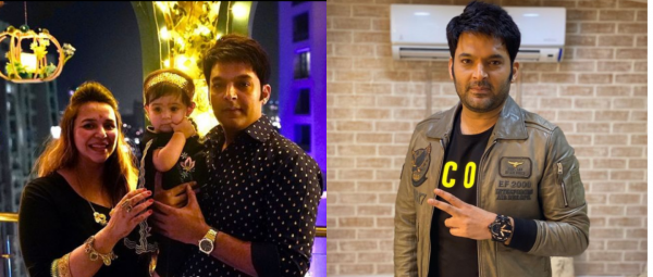 Kapil Sharma & Wife Ginni Are Set To Welcome Baby Number 2 & Fans Can't Keep Calm!