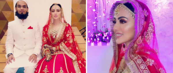 Sana Khan Changes Her Name After Getting Married To Mufti Anas! | POPxo