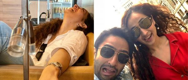 Excited For The Rest Of Life: Shaheer Sheikh Just Proposed To Girlfriend Ruchikaa Kapoor
