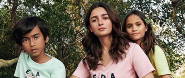Alia Bhatt Has Launched A New Sustainable Label For Kids & It Comes With A Strong Message