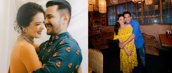 Haldi, Sangeet, & Dhol Beats: Inside Pictures From Aditya Narayan's Wedding Ceremonies