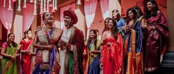 Mashallah! This Couple's Gorgeous Wedding Is Giving Us Some Solid 'Bajirao Mastani' Feels