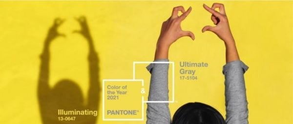 Not One, Pantone's Color(s) Of The Year For 2021 Is The Double Win That We REALLY Needed