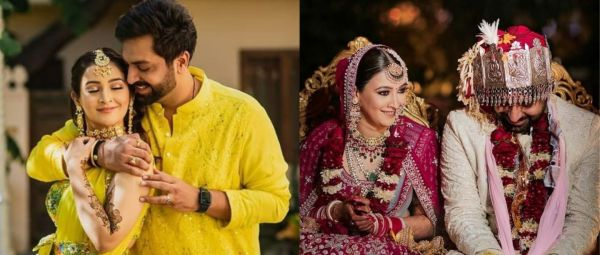 Singer Akhil Sachdeva Ties The Knot With His 'Humsafar' & Here Are Some Inside Pics